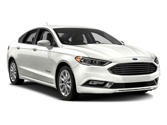 2018 Ford Fusion Hybrid Se In Mt Airy Md Century Of