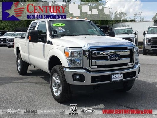 2016 Ford Super Duty >> 2016 Ford Super Duty F 250 Srw Lariat In Mt Airy Md Frederick