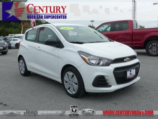 2017 Chevrolet Spark Ls In Mt Airy Md Century Ford Of